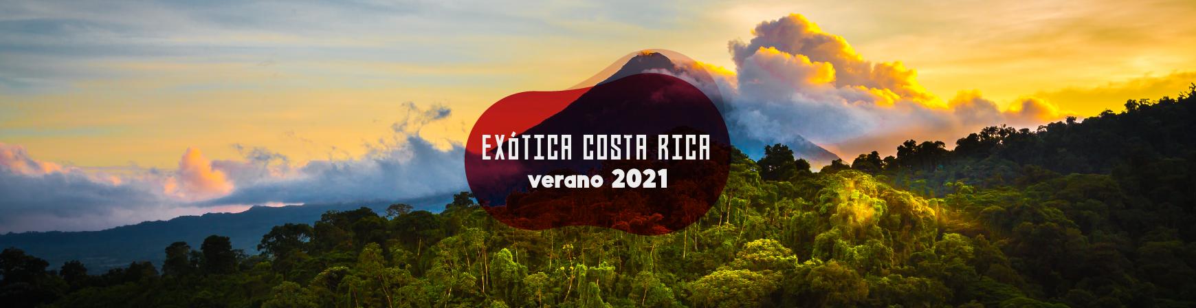 EXÓTICA COSTA RICA – Verano 2021 – Travel With Sears